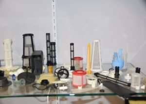 Plastic Injection Molding - Finished Parts